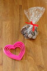 Pralinen zum Valentinstag