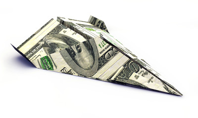 dollar airplane