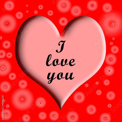 I love you 2013