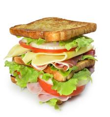 Sandwich doble.