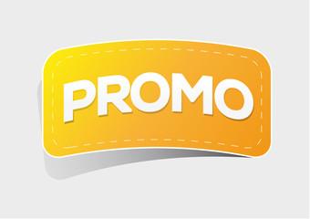 Etichetta Promo