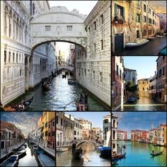 Venice - Collage