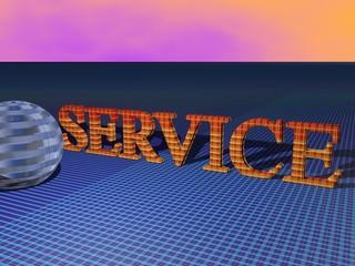 Service Stoffe