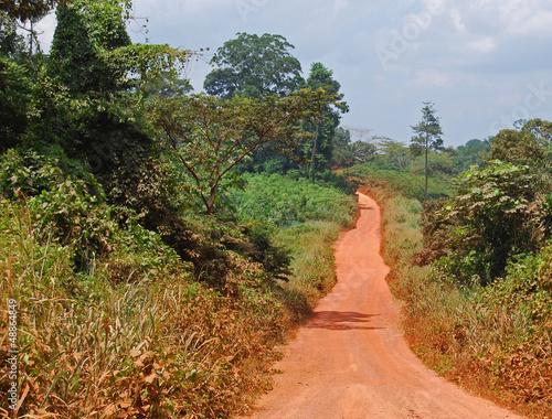 Terre d'Afrique, Côte d'Ivoire