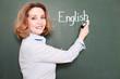 Englischlehrerin