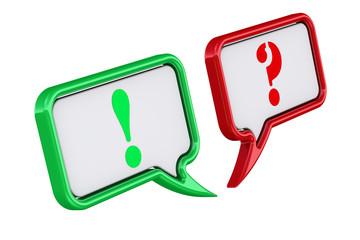 Концепция общения. Вопрос и ответ