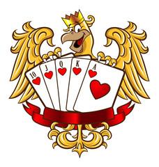 Royal Flush Eagle