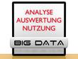 BIG Data_Analyse, Auswertung, Nutzung - 3D