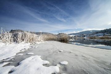 Vallée de Joux, Switzerland
