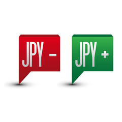 JPY currency - Japanese Yen
