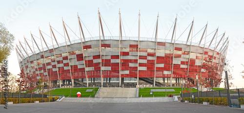 Foto op Aluminium Stadion National stadium Warsaw - Poland