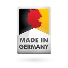 "icône ""made in Germany"""