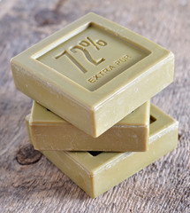 natural soap. spa