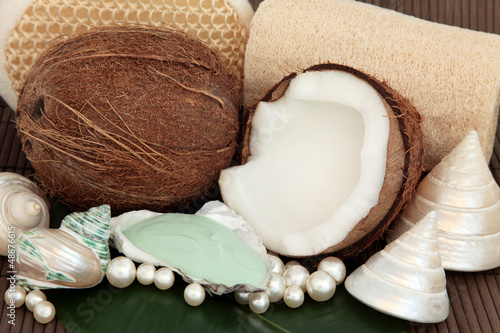 Coconut Spa Products