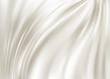 White silk background - 48881222