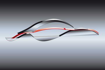 Autosilhouette 3d