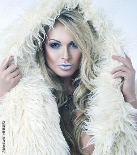 Fototapeten,close-up,hautpflege,schneedecke,kalt