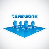 Team business concept