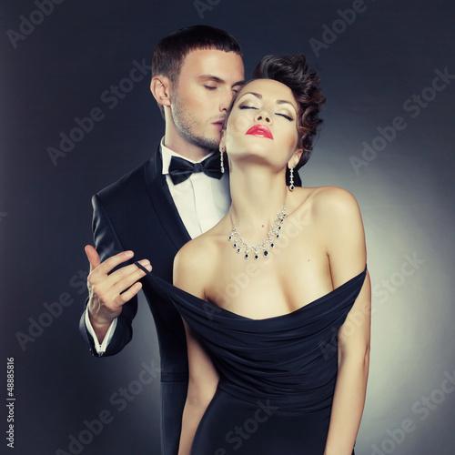 Sensual couple