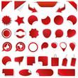 Button Sticker Kollektion - Rabatt / Sale / Angebot