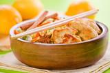 Fototapete Essen - Gesund - Fleisch