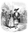 Brittany : traditional Wedding - Mariage breton - 19th century
