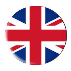 bandera inglese - icona circolare
