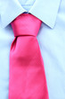 tie on shirt close-up