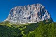 Dolomites mountain