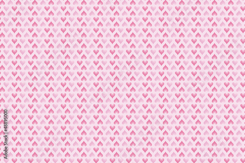 pink seamless pattern for Day of Valentine