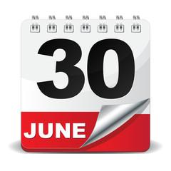 30 JUNE ICON