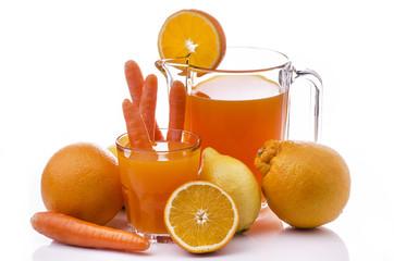 succo di agrumi e carote2
