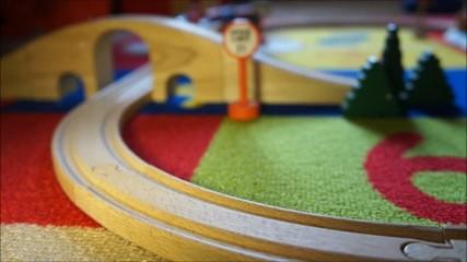 Spielzeugeisenbahn