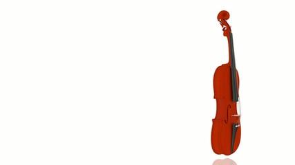 Geige Violine Holz