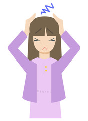 頭痛 若者 女性