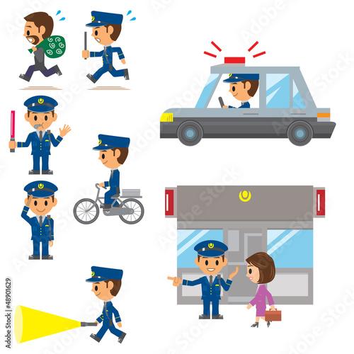 警察官 仕事