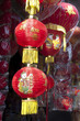 Chinese lanterns in market