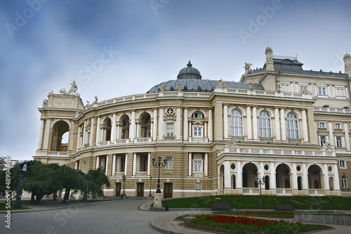 Odessa National Academic Theater
