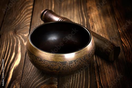 Singing bowl - 48905046