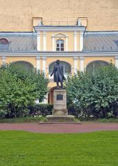 Санкт-Петербург, музей квартира А.С.Пушкина на Мойке д.12