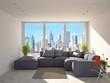 Stylish Urban Apartment