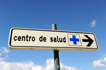 Centro de Salud, ambulatorio
