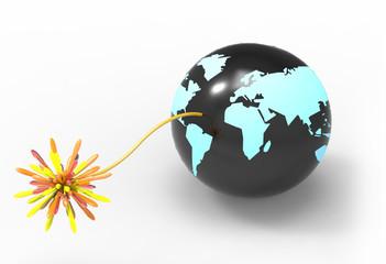 Earth - bomb