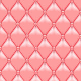 Fototapety Leather Upholstery Background