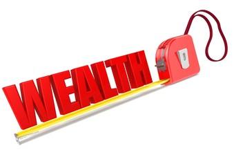 Measurement of wealth