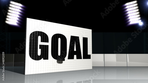 GOAL GOAL Ice Hockey - Sport Background 13 (HD)