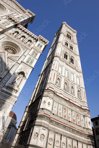 Italie - Firenze (Piazza del Duomo)