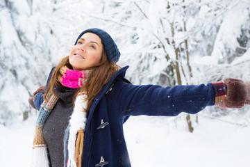 frei sein im winter