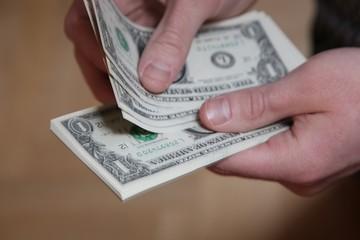 GELD WÄHRUNG  DEVISEN DOLLAR BARGELD CASH MONEY