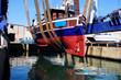 schooner hauling